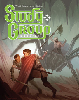 Study Group Magazine #4