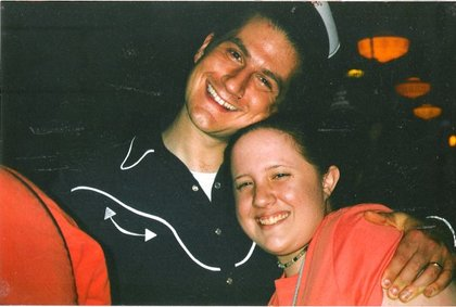 Matt Nathanson and Kelly Jensen