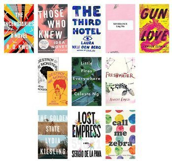 Largehearted Boy's Favorite Novels of 2018